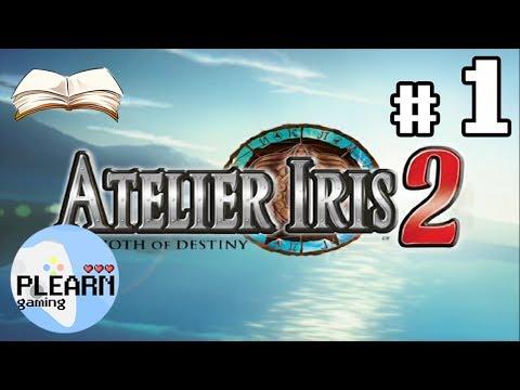เรียนภาษาอังกฤษจากเกม Atelier Iris 2 (1) ตำนานดินแดนศักดิ์สิทธิ์อายุ 400 ปี