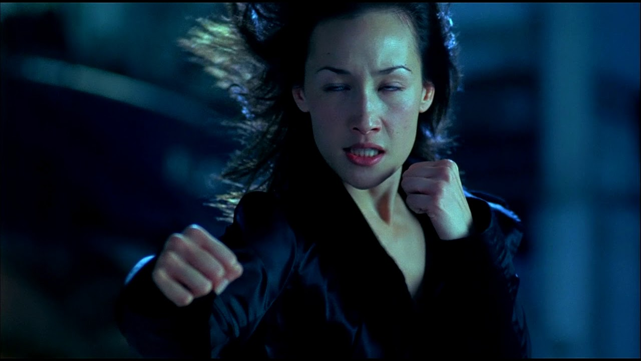 Download Naked Weapon Featuring Maggie Q in the Last Fight Scene