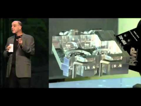 AU 2013 Las Vegas: Carl Bass - Cloud products, robots and creative applications
