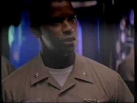 ALLARME ROSSO (1995) Con Denzel Washington - Trailer Cinematografico