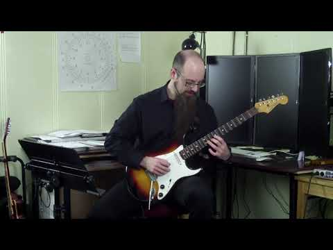 Lead Guitar: Using Arpeggio Superimpositions