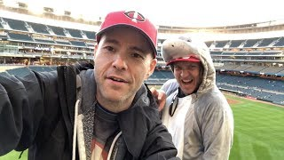 Visiting every MLB stadium IN ONE SEASON . . . again!! (Target Field)