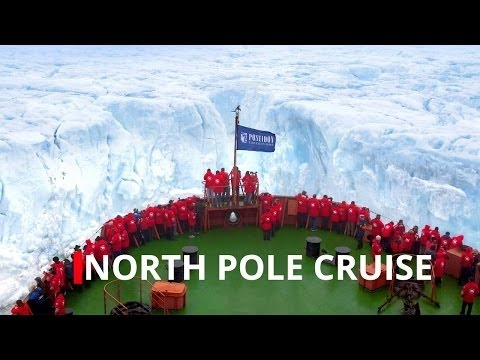 Cruise to the North Pole with Poseidon Expeditions