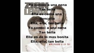 Doncella Zion Y Lenox (Letra)