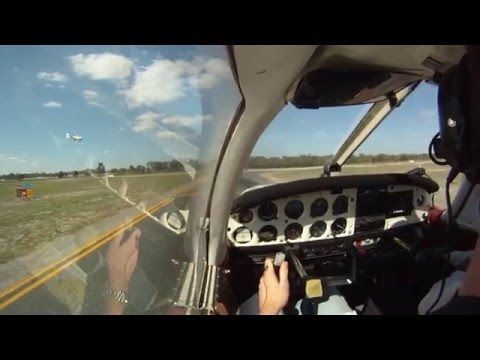 Earning my Private Pilots License - Jandakot Airport