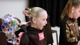The Girls Talk About The Drama | Dance Moms | Season 8, Episode 11