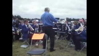 Oddfellows Brass Band  at Stanford Hall (2)