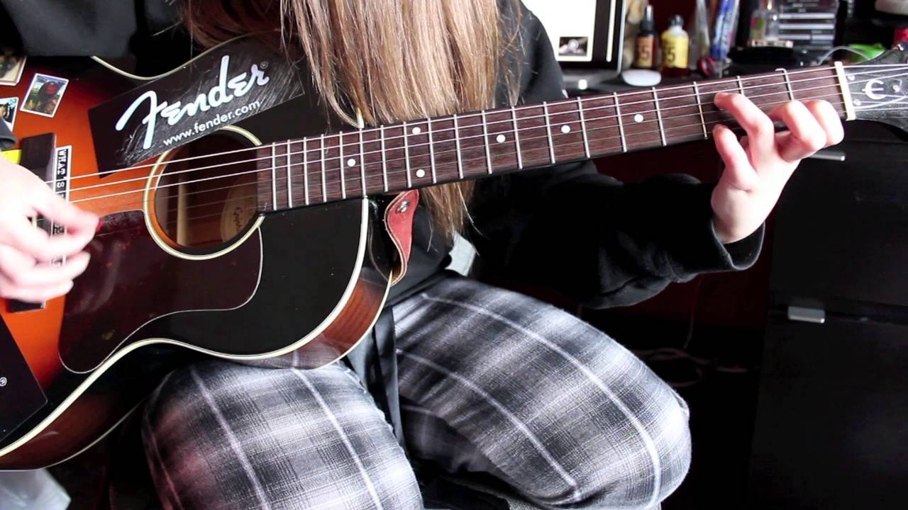 Truly Madly Deeply One Direction Guitar Tutorial Youtube