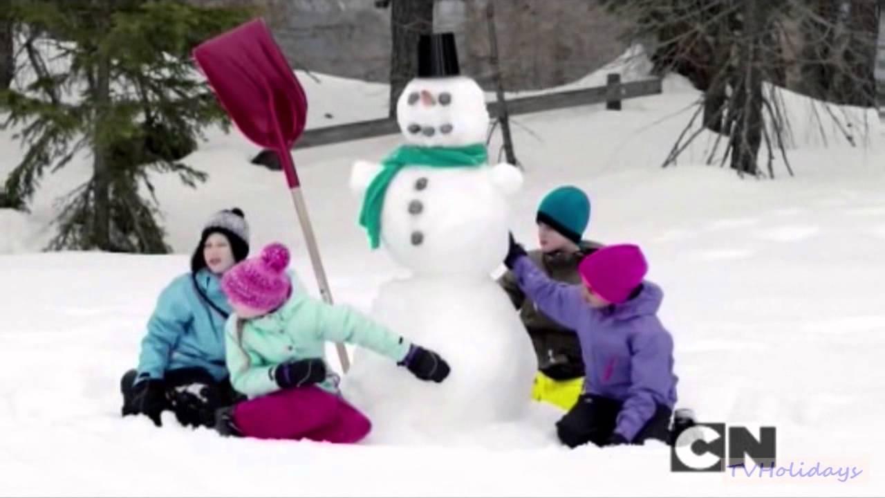 Cartoon Network Italy Christmas / Winter Ident 2014 ( Long Version ...