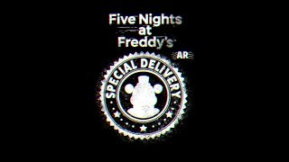 FNaF AR: Special Delivery - Official Announcement Trailer