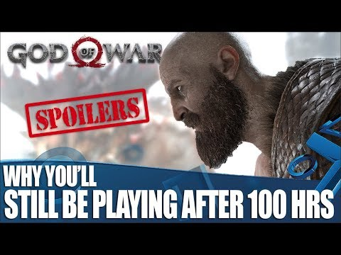 God Of War - Why You'll Still Be Playing It In 100 Hours - SPOILERS