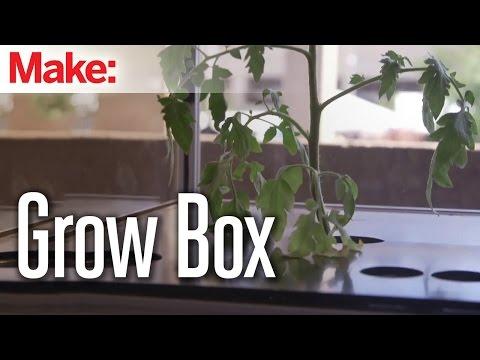 National Maker Faire: GrowBox