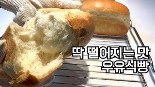 식빵 이 레시피로 해보세요 대충만들어도 맛있어요 /한번…