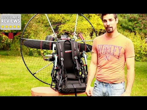 Powered Paragliding & Paramotor Review - Directly From The Customer!