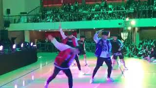 [남성댄스팀 퓨리] 동일전자고등학교 축제
