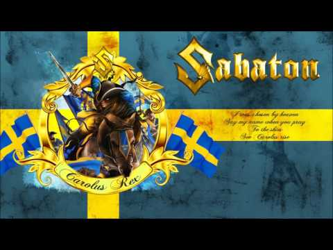 Sabaton - Carolus Rex (Sir Frost Instrumental Cover)