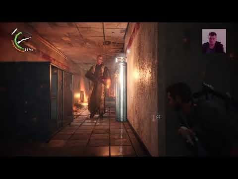 RagingGameryeah's Live stream entertainment  enjoy the evil within 2 Sebastian vs oneil |