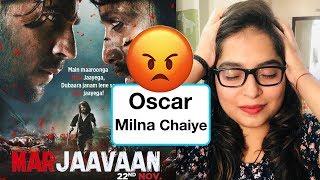 Marjaavaan Movie REVIEW | Deeksha Sharma