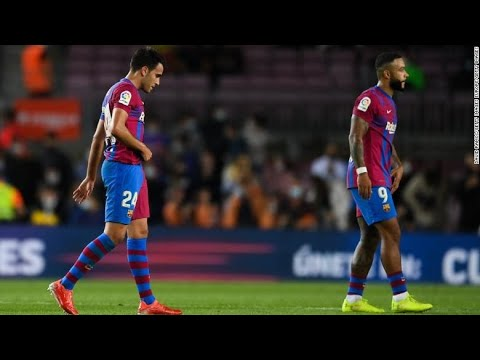 Struggling Barcelona held to draw again in Spanish league