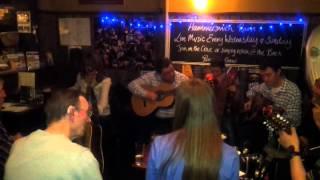 Killian at the Ram Sessions sings Julia
