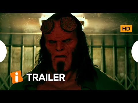 Primeiro Trailer de HELLBOY de David Harbour Traz Sangue (e Risos)