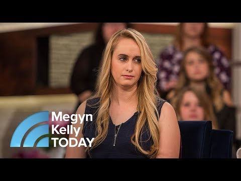 Polygamist Cult Founder's Daughter, Rachel Jeffs, Gives Her First TV Interview   Megyn Kelly TODAY