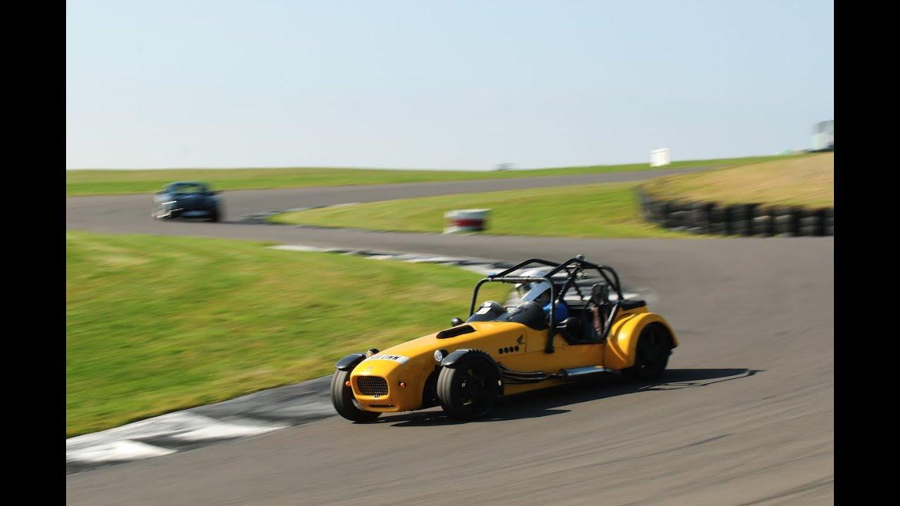Formula 27 Zzr1400 Kit Car Anglesey Coastal Circuit Single Lap