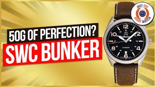 50 Grams Of Perfection? The Impressive SWC Bunker Titanium Field Watch