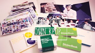 [ DIY ] Print Your Own Kpop Photos, Cards, Stickers, etc.