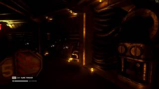 Alien Isolation 1800p 60fps Test with Graphics Mods
