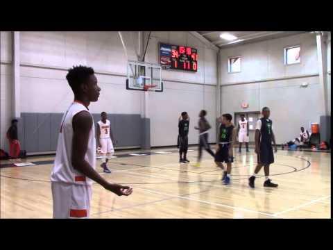 Ga Orangemen Elite vs God's Property - Dominique Wilkins USBA Tournament 15U Pool Play