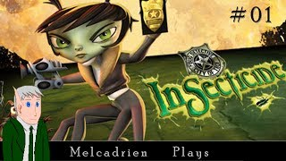 Insecticide: Part 1 01 - Melcadrien Plays