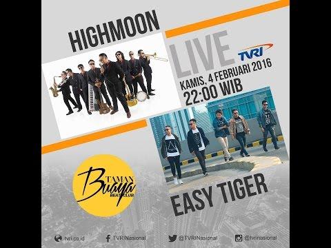 Live Easy Tiger | Taman Buaya Beat Club | TVRI Nasional | 04 Februari 2016