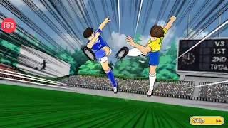 Captain Tsubasa: Dream Team-Test by Timelostworld