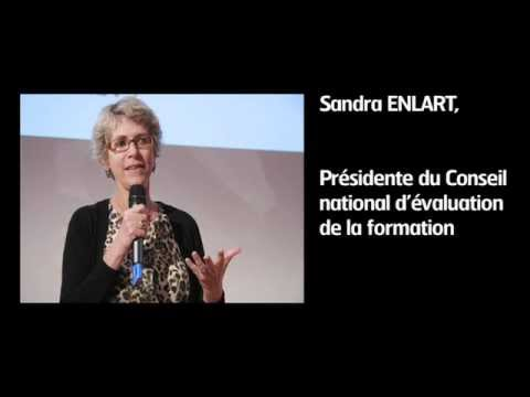 Comment évaluer la qualité de l'offre de formation ? par Sandra Enlart