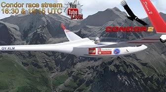 Condor 2 racing: 12:30 UTC - West Patagonia
