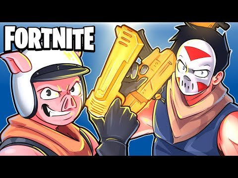 FORTNITE BR -  Going for gold with Wildcat!! (Duo Vs Squads!)