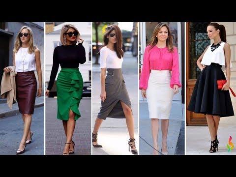 Модные юбки весна-лето 2018 фото новинки, тенденции, тренды 💎 С чем носить стильные женские юбки?