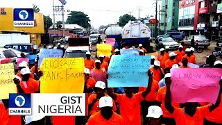 Residents Demand Relocation Of Tank Farms In Satellite Town, Lagos