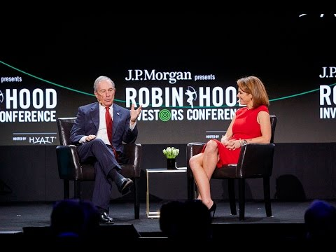 Robin Hood Investors Conference 2015: Michael Bloomberg