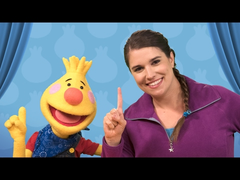 One Little Finger | Sing Along With Tobee | Kids Songs
