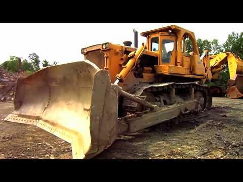 Komatsu D455A-1 Documentary
