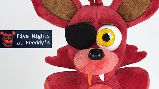 Foxy Plush from Five Nights At Freddy
