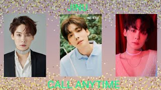 JINU 'CALL ANYTIME' Backtrack Focused Video