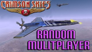 Random Multiplayer: Crimson Skies