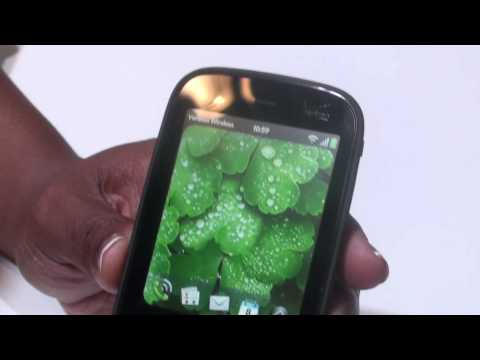 Hands-on with Palm Pixi Plus