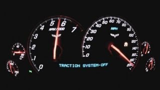 190mph on the highway in a 1000HP Supercharged Corvette