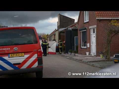 Man(86) overleden bij bedrijfsongeval in Scherpenisse