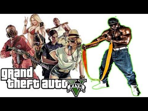 I'M LOSING MY MIND : Grand Theft Auto V [ 🛑 PS4 🎮]
