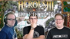 Es kann NUR EINEN GEWINNER geben! 🎮 Heroes of Might and Magic 3 HD
